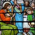 Jesus forvandler vand til vin i Kana