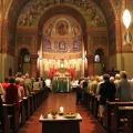 Gudstjeneste i stor kirke