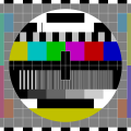 Fjernsyn - Gammeldags prøvebillede