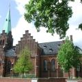 Fotografi af Sankt Johannes Kirke, Nørrebro, København